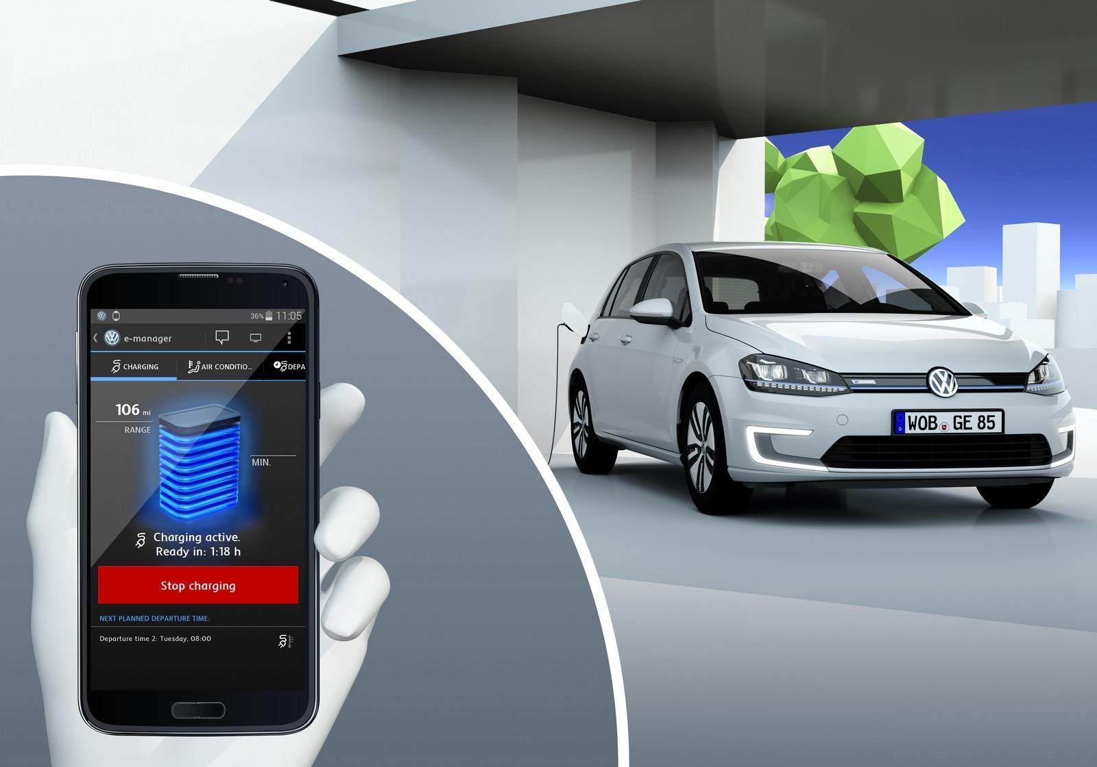 Volkswagen en el CES 2015