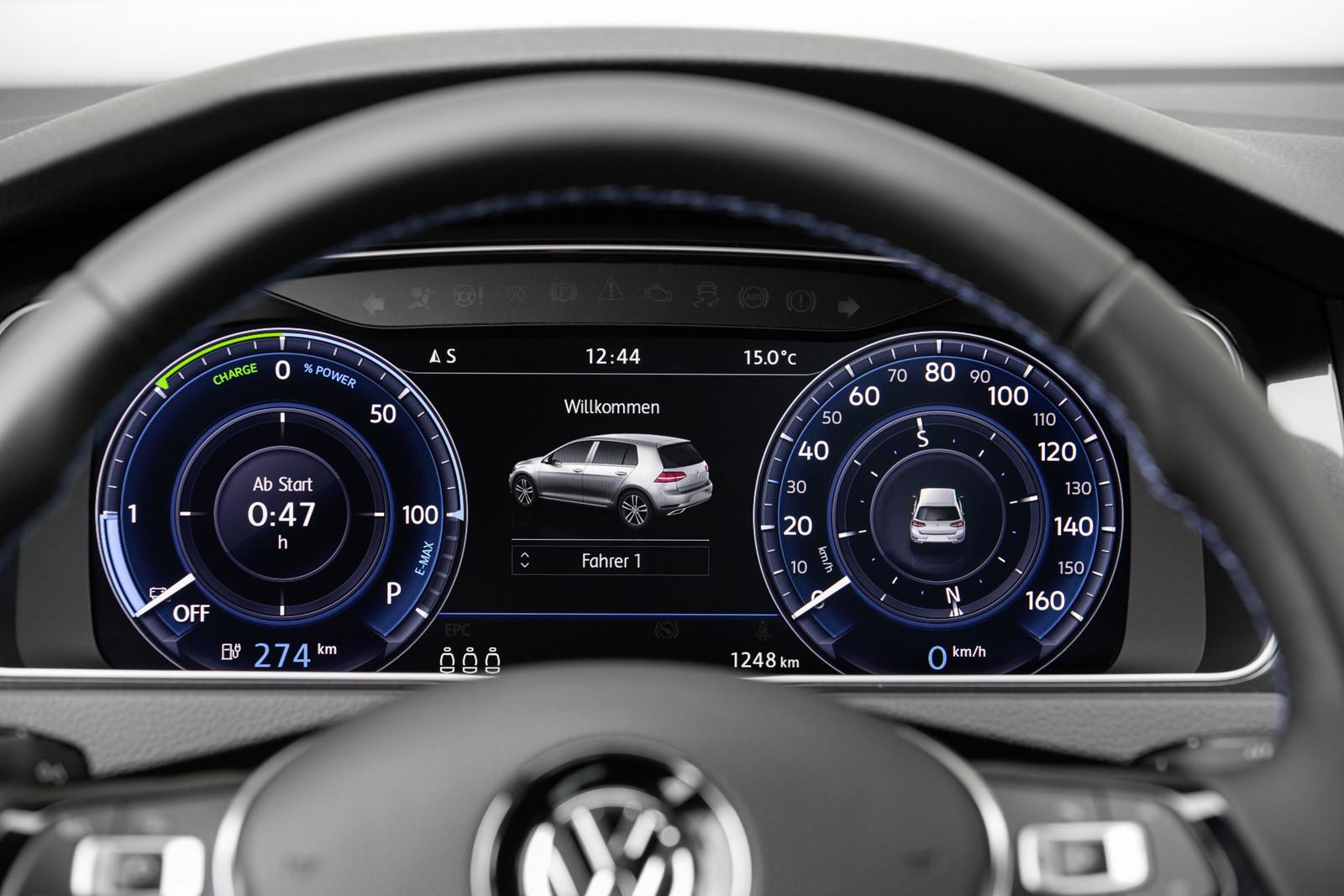 Foto de Volkswagen e-Golf (prueba) (1/26)