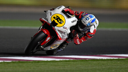 Crutchlow Doha Motogp 2021