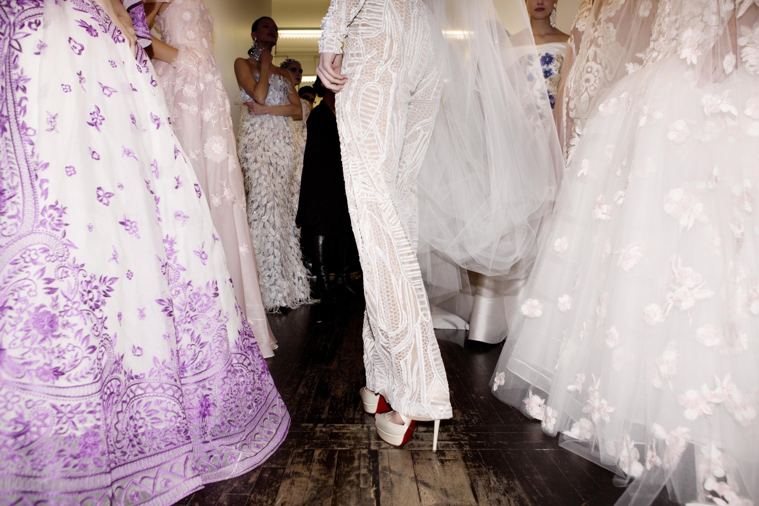 Foto de Christian Louboutin en Bridal Fashion Week 2017 (5/11)