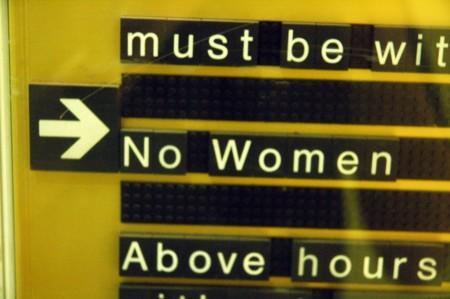 1280px Jeddah Marriott No Women Sign