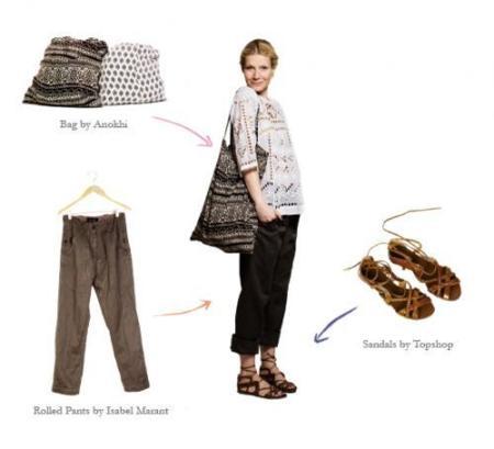 gwyneth pantalones