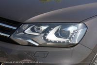 Volkswagen Touareg 4.2 TDI, prueba (equipamiento y seguridad)