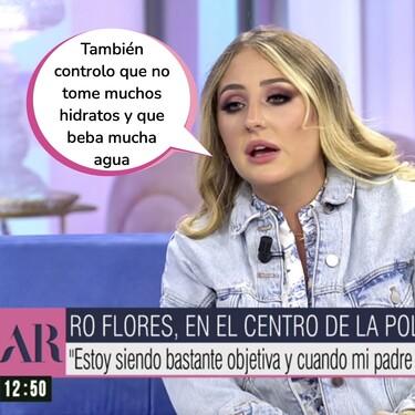 """Rocío Flores revela cuál es su postura con Antonio David Flores tras la emisión de la docuserie: """"Estoy siendo objetiva, si algo me parece mal, se lo digo"""""""