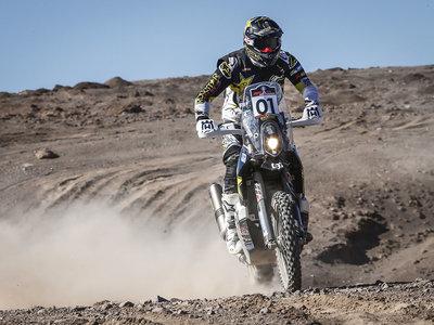 Pablo Quintanilla conquista los desiertos de Chile y vuelve a ganar el Atacama Rally
