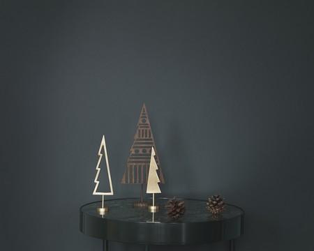 Si quieres decorar en Navidad de un modo diferente, estas ideas de Ferm Living te encantarán