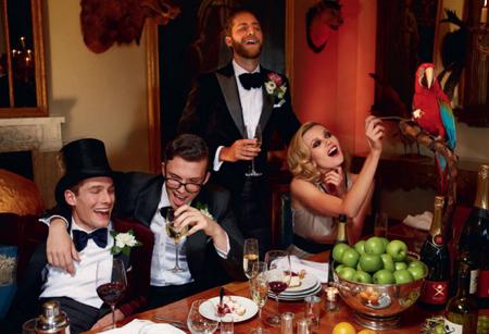 La nueva colección de Hackett London es toda una fiesta para el caballero, ¿te apuntas?