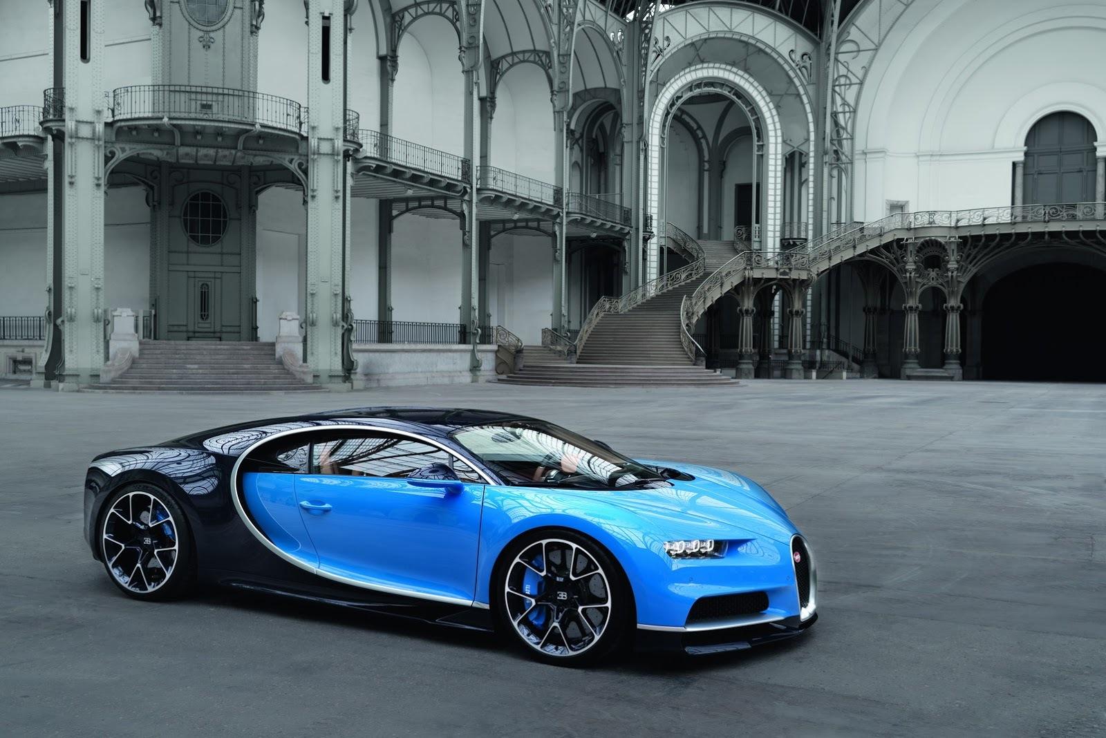 Foto de Bugatti Chiron (51/77)