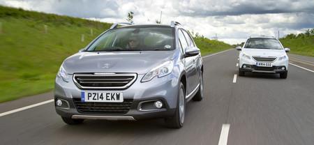 El Peugeot 2008 alcanza las 100.000 unidades producidas