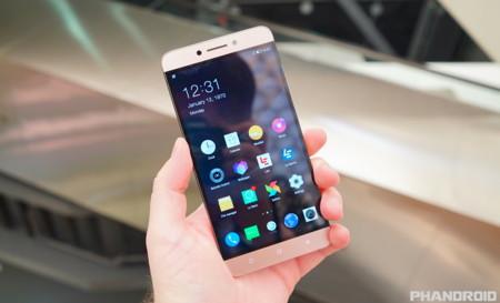 LeEco presenta tres smartphones que prescinden del jack 3.5mm de audio