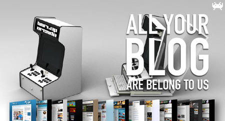 Juegos que no conoce ni su madre, Bartop y ¡el agobieeerl! All your blog are belong to us (CLXXXVI)
