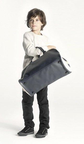 Zara, colección Otoño-Invierno 2010/2011: la ropa para los niños y las niñas II
