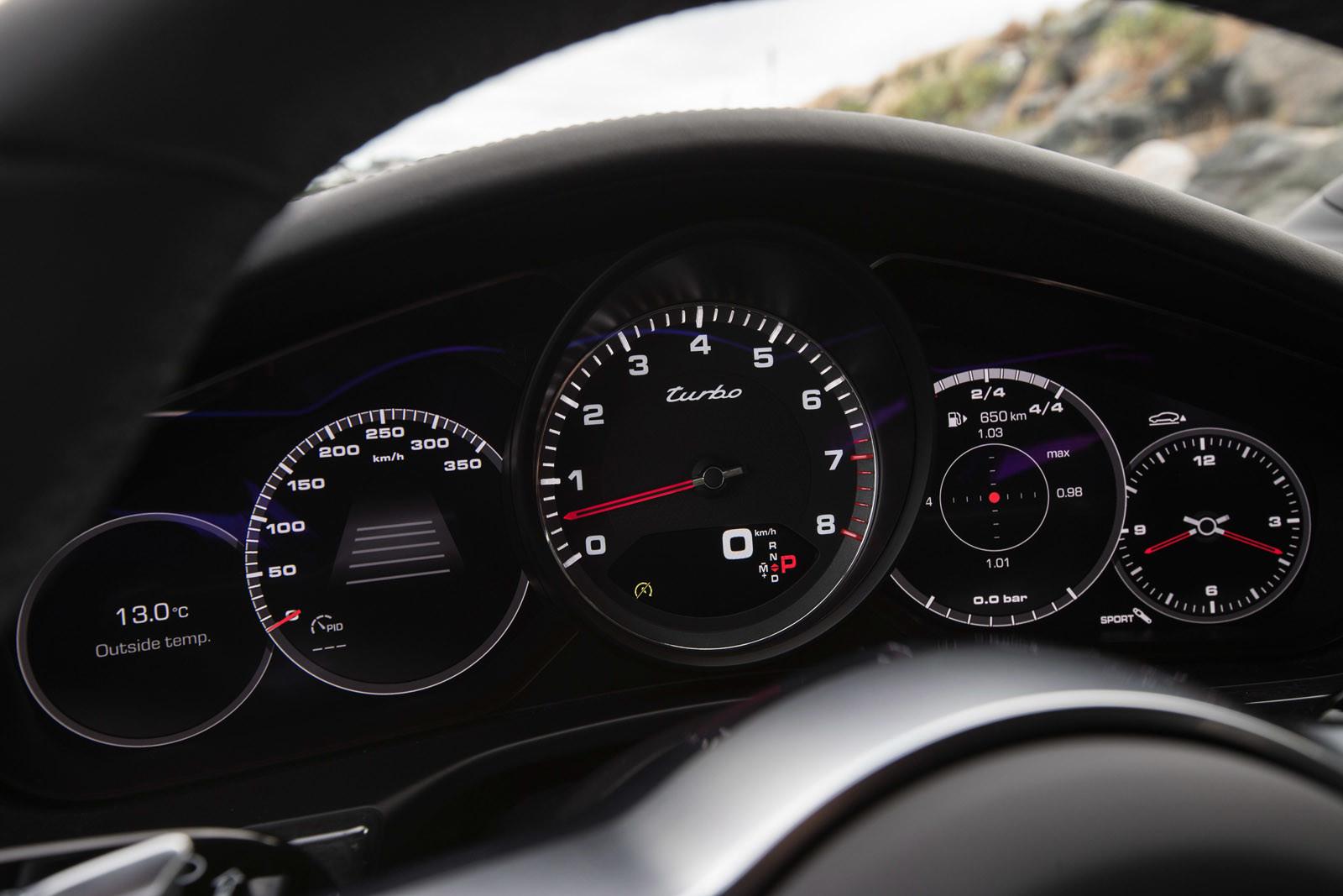 Foto de Porsche Panamera Sport Turismo, toma de contacto (74/75)