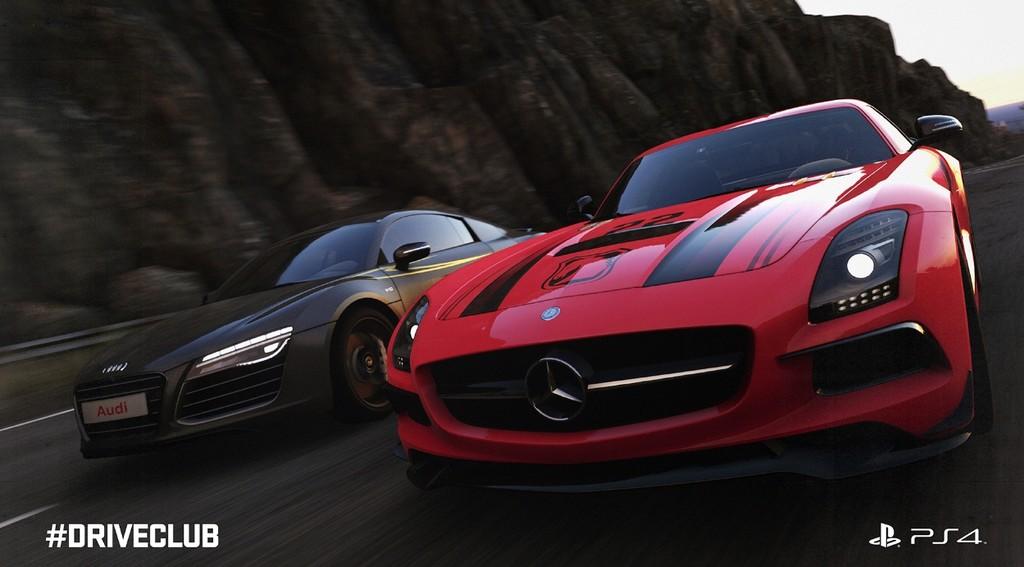 Sony abandona Driveclub y nos muestra uno de los potenciales problemas de ese futuro online y