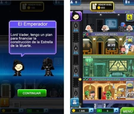 La Estrella de la Muerte no se construirá sola: Star Wars Tiny Death Star ya disponible para iOS