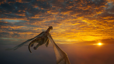 Imagen Peter Y El Dragon
