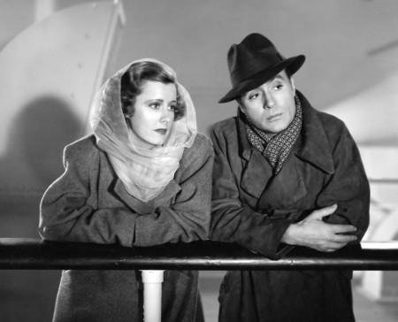 Irenne Dunne con Charles Boyer en Tú y Yo