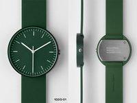 La estética militar se contagia hasta en los relojes