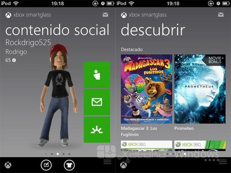 Xbox SmartGlass llega a iOS