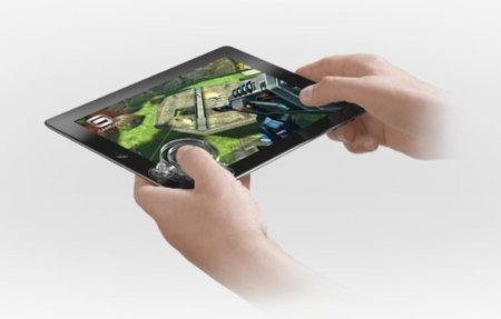 Logitech Joystick, control de pulgar para el iPad