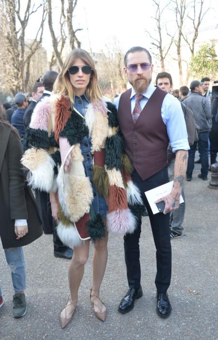 Justin Daniel OShea y Veronika Heilbrunner