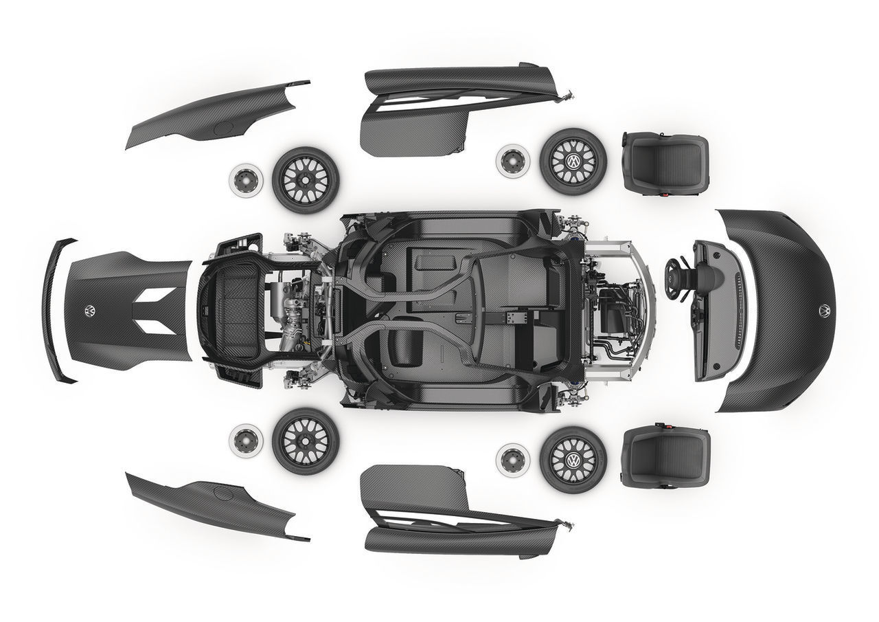 Foto de Volkswagen XL1 2013 (30/49)