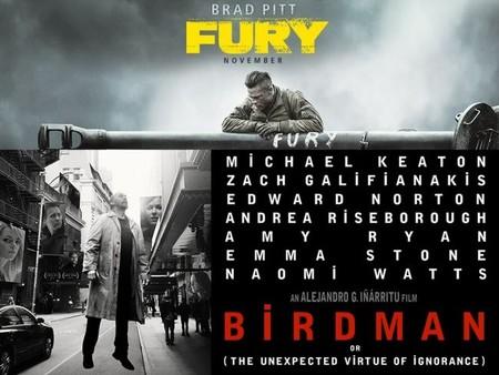 Estrenos de cine   9 de enero   Michael Keaton vuelve a volar y Brad Pitt a matar nazis
