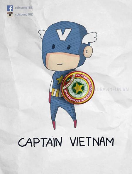 Capitan Vietnam