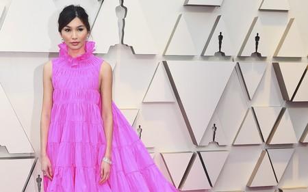 Premios Oscar 2019: la Alta Costura pisa la alfombra roja con una impresionante Gemma Chan