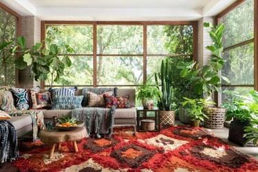 9 alfombras muy inspiradoras para todos los gustos y todos los interiorismos