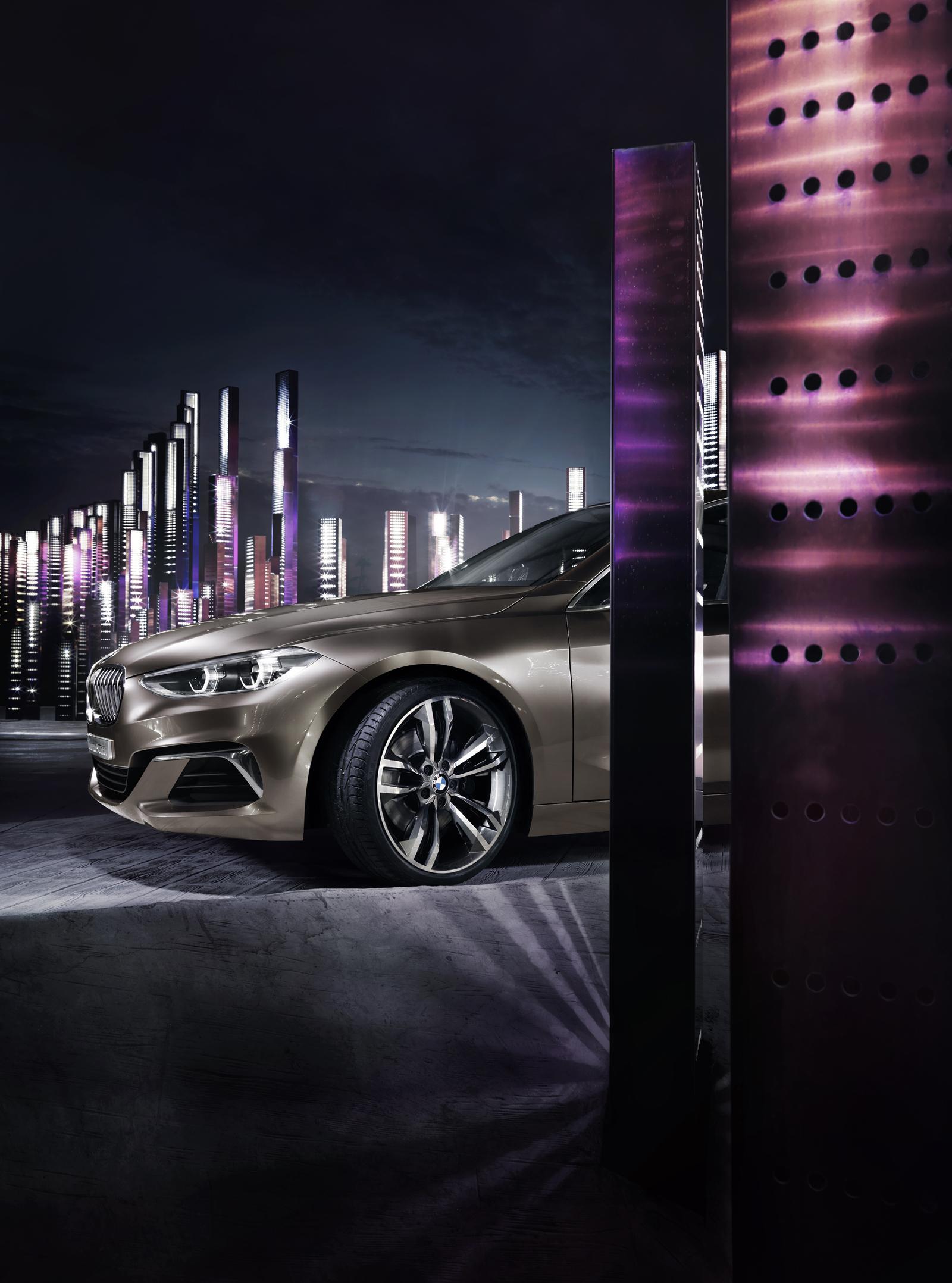 Foto de BMW Concept Compact Sedan (17/26)