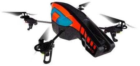 Parrot AR.Drone 2.0 pasa de juguete a cámara de vídeo voladora