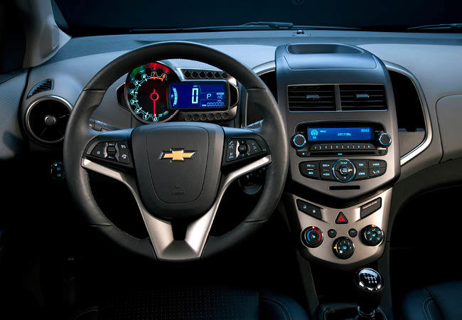 Foto de Chevrolet Sonic (8/12)