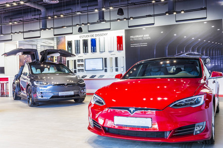 Tesla service center Barcelona