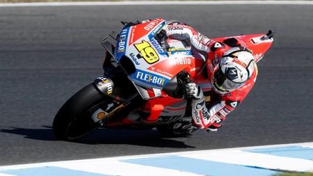 Alvaro Bautista Ducati Motogp