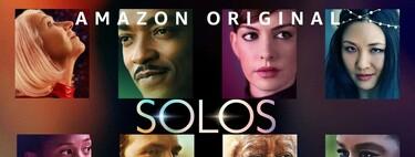 'Solos': la antología de ciencia ficción de Amazon oscila entre lo fascinante y lo impostado, confiando demasiado en su estupendo reparto