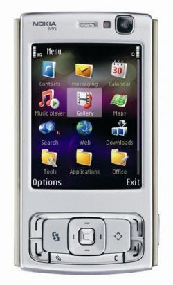 El Nokia N95 sale derrotado frente al N93
