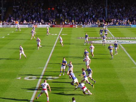 Leeds, rugby del mejor nivel