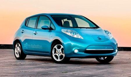 Se desvelan los precios del Nissan Leaf en Europa