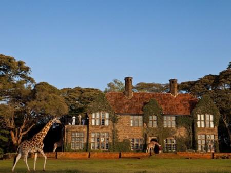 Giraffe Manor Nairobi Kenya Rca 2014