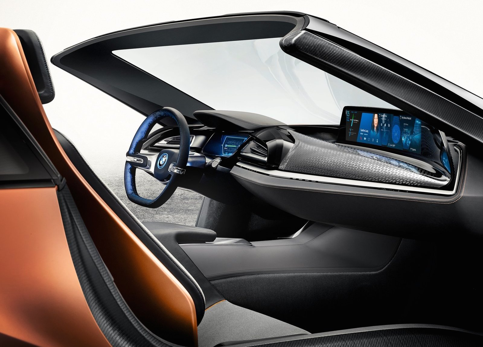 Foto de BMW i Vision Future Interaction Concept (8/19)