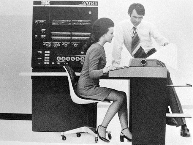 IBM System 370 145