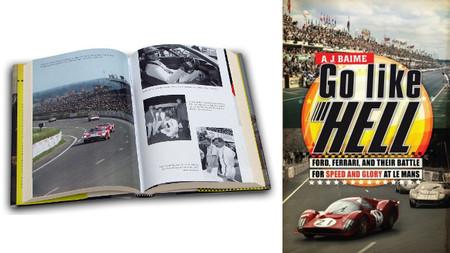 """El libro """"Go Like Hell"""" llegará a la gran pantalla"""
