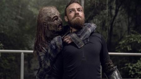 The Walking Dead Gamma Aaron