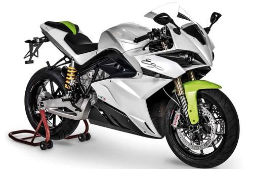 Las eléctricas llegarán a MotoGP en 2019 con la Energica Ego como moto única de la categoría MotoE