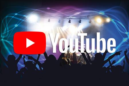 YouTube ofrecerá fechas y entradas a conciertos directamente desde los canales de los artistas