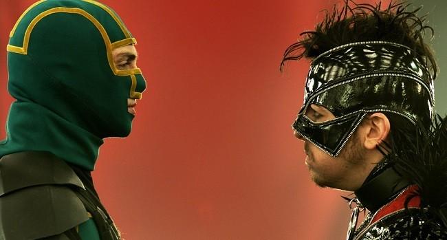 Héroe y villano de 'Kick-Ass 2: con un par'