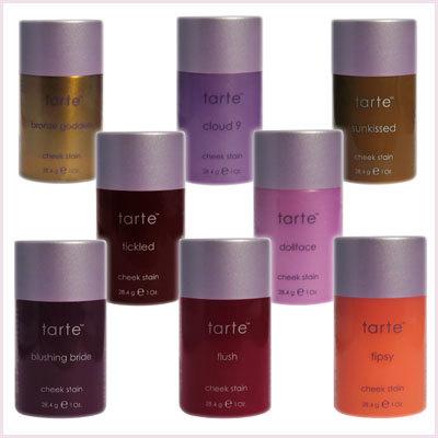 El colorete de Tarte