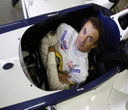 Jean Alesi se retira de la competición