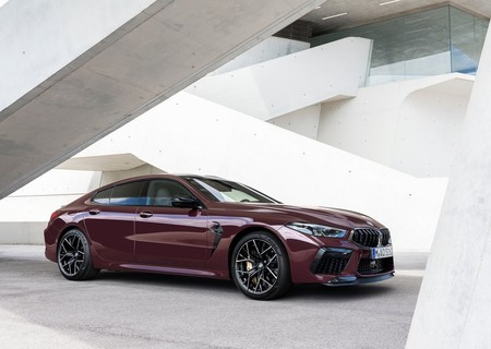 Bmw M8 Gran Coupe Competition 2020 1600 09